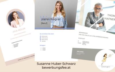Tipps für eine gelungene Bewerbung  von Gastautorin Susanne Huber-Schwarz