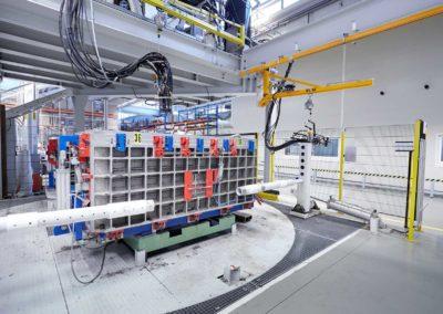 Industriefotografie-Maschine-Produktion