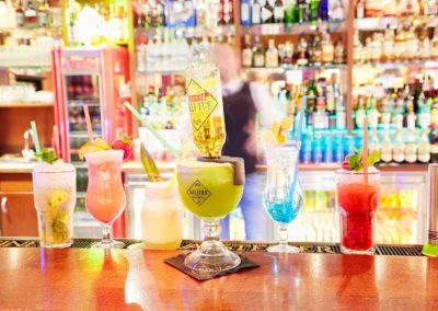 Hotelfotografie Österreich Restaurant Bar